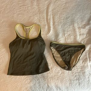 Victoria's Secret Tankini Bathing Suit